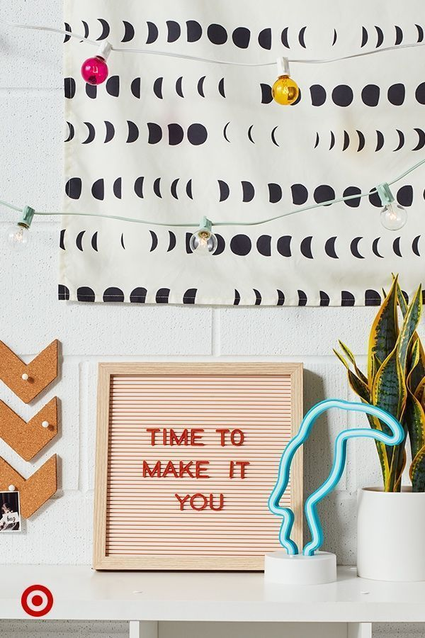 Make it you with dorm room decor from wall art and tapestries to faux plants an  Make it you with dorm room decor from wall art and tapestries to faux plants an