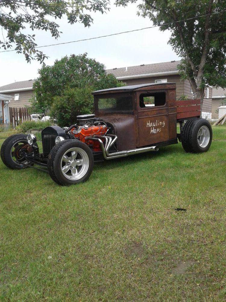 ford model t pickup hot rod