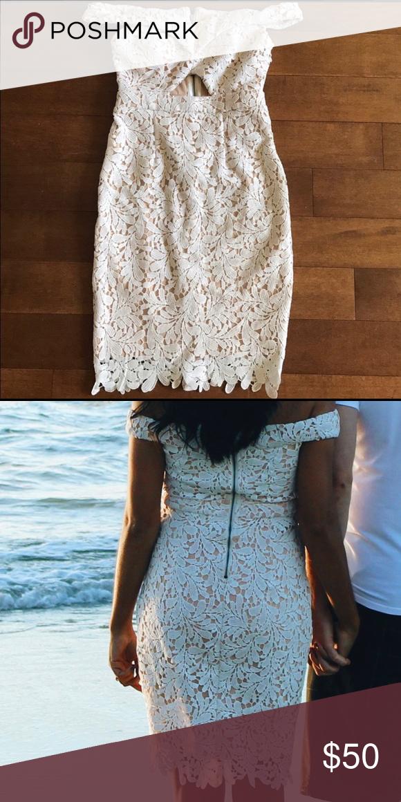 White Lace Dress Off The Shoulder Lace White Dress Lace Dress Australia Fashion