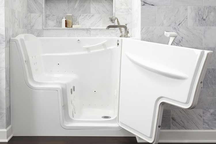 Best Walk In Tubs With Reviews Costs With Images Walk In