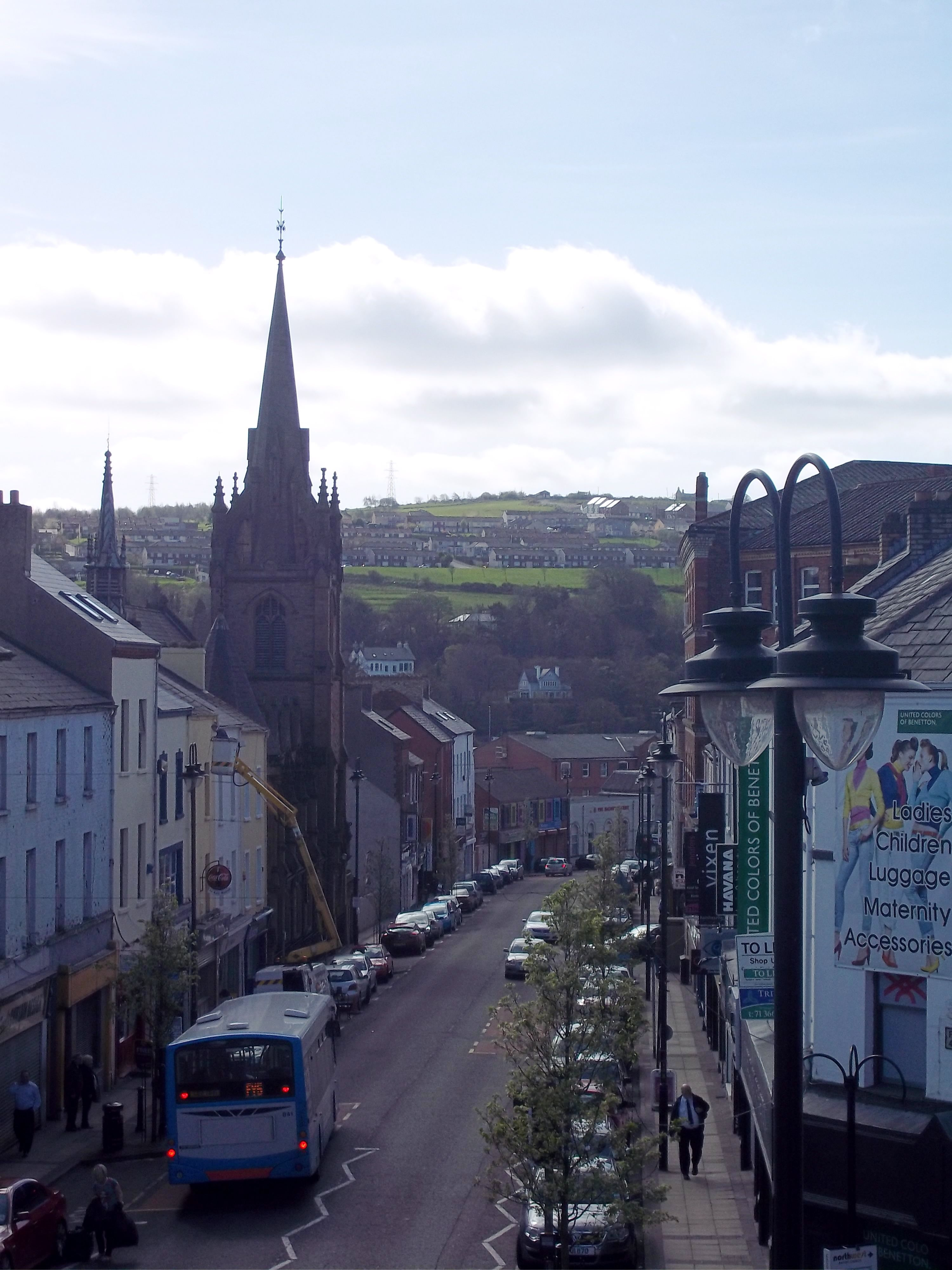 Derry~Londonderry: 9 top attractions   tonyshirley.co.uk