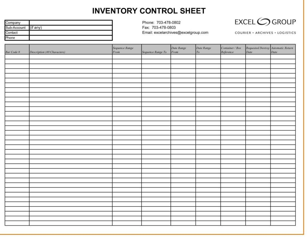 Inventory Spreadsheet Template Free Spreadsheet Template Templates Printable Free Templates