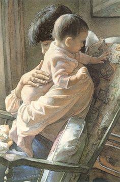 steve hanks watercolor paintings steve hanks pinterest mother