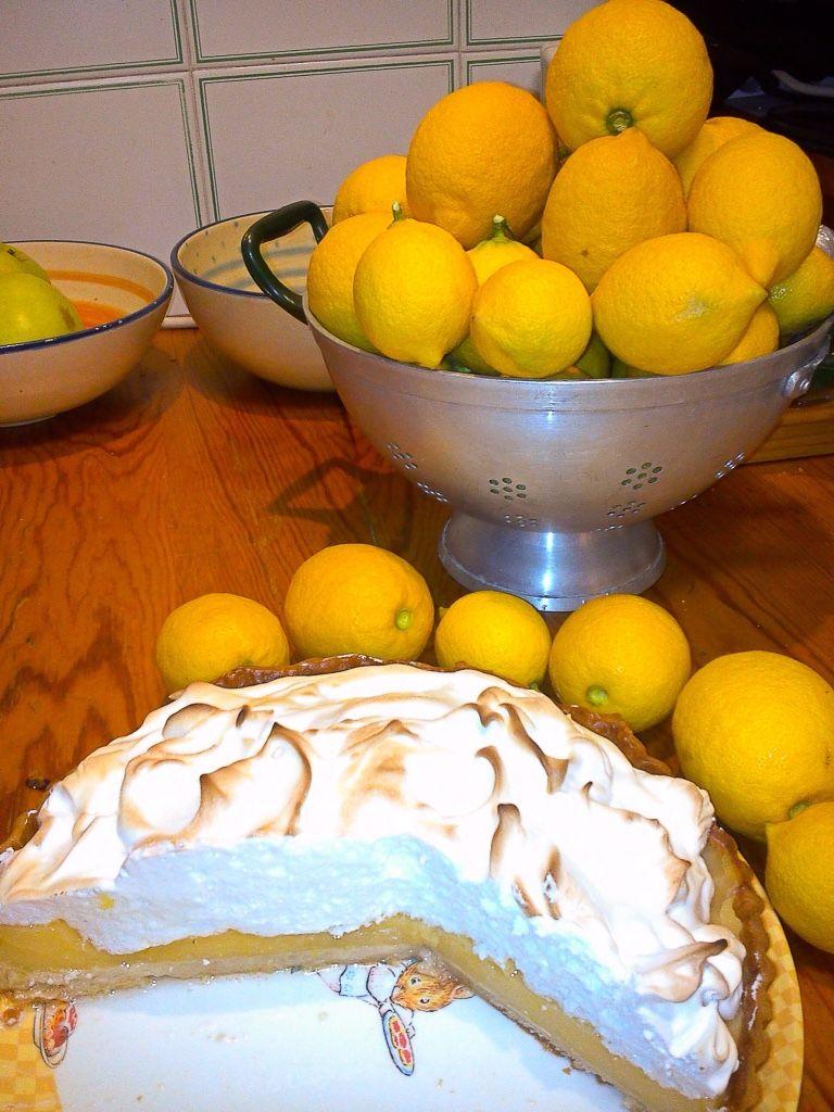 Tastets de Bruixa | Cocina y mucho más…Lemon pie