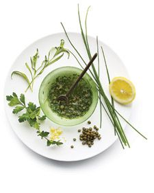 Quick Italian Salsa Verde - Martha Stewart Food