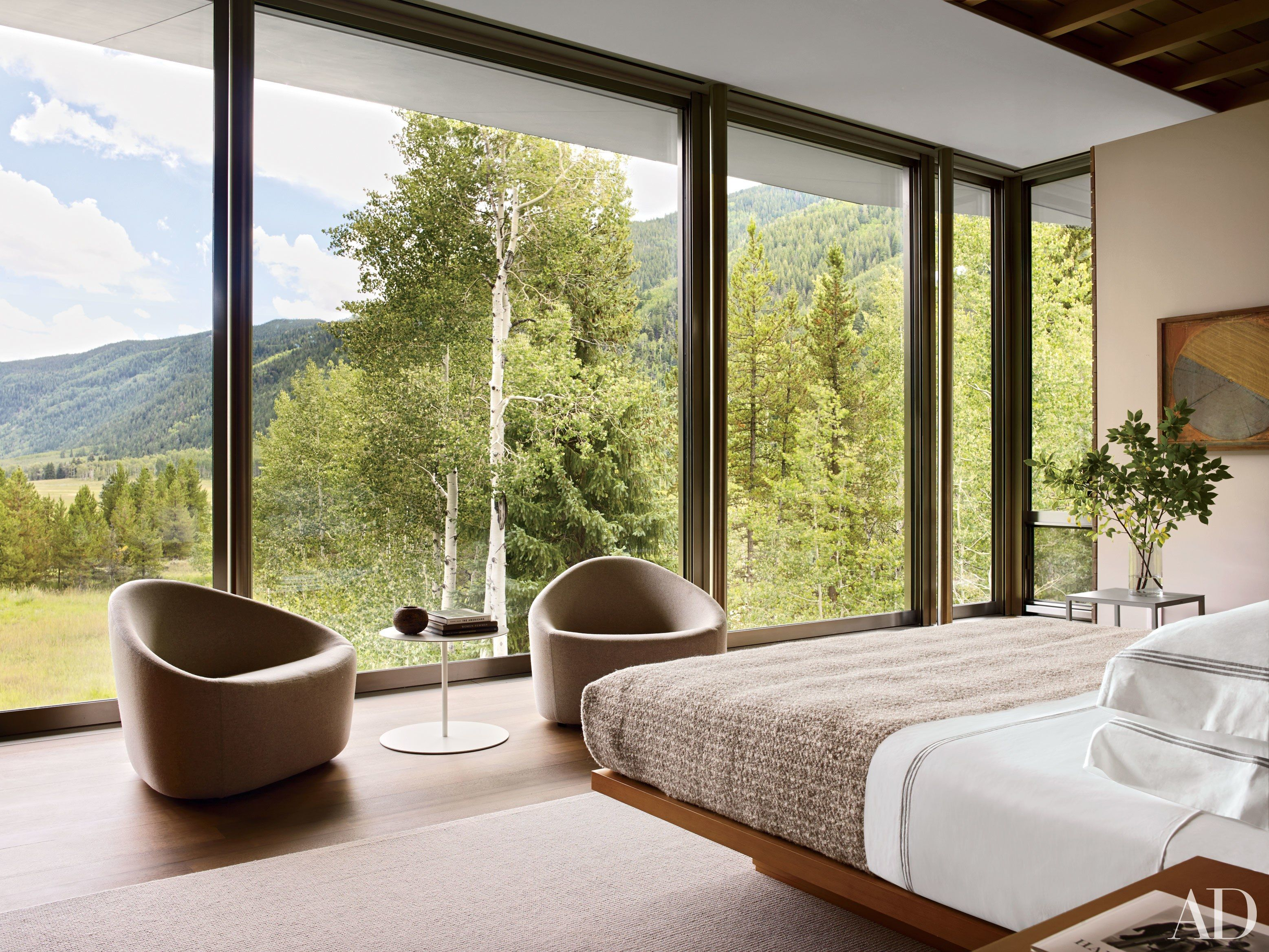 Spectacular views and high design seamlessly come