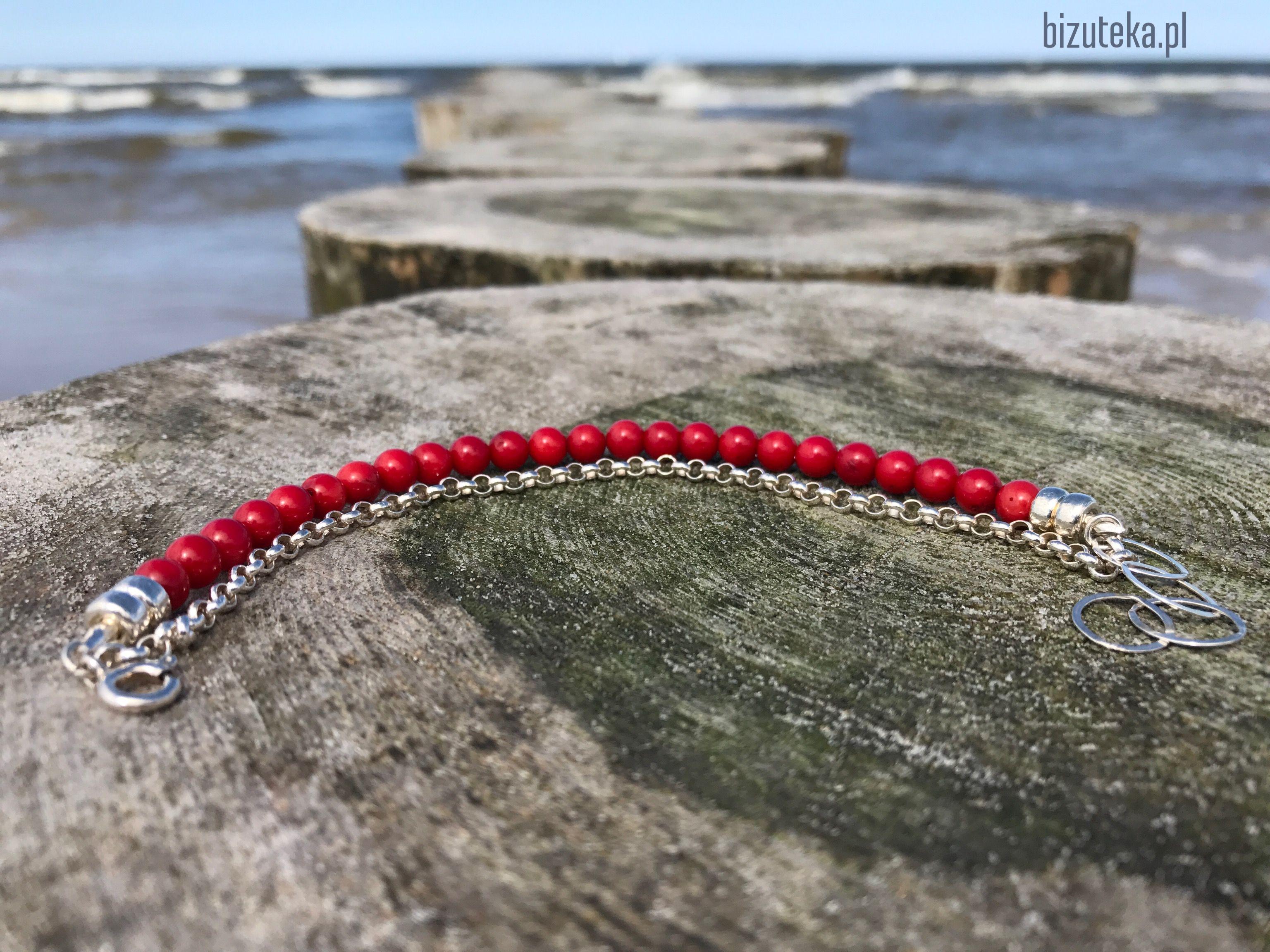 Red Rain bracelet
