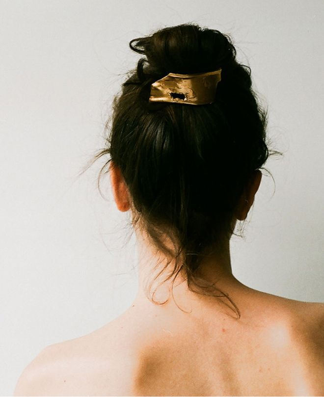 4 stunning hair clips for spring