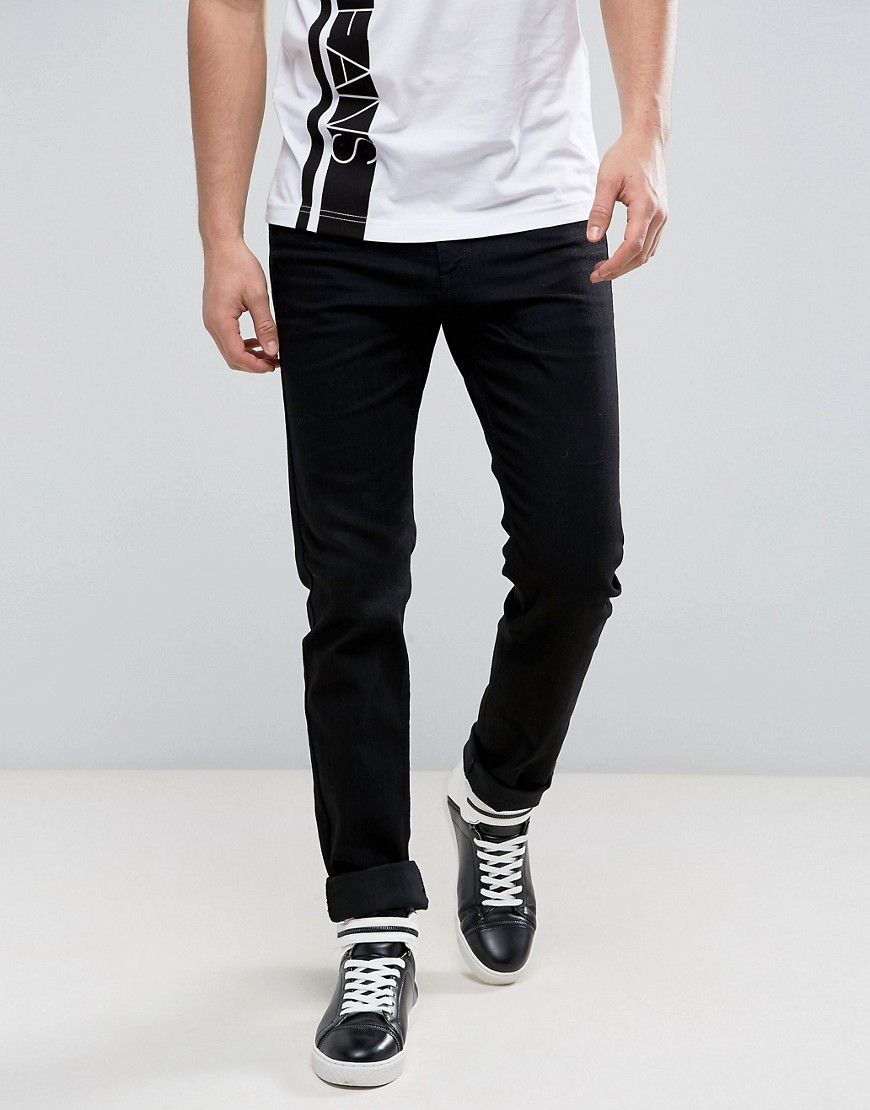 0eb01c8d0f64 Get this Versace Jeans s slim jeans now! Click for more details. Worldwide  shipping.