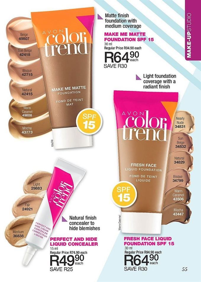 Avon Catalogue 1 March - 31 March, 2019 Avon Catalogue 1 March - 31 March, 2019 Avon Products avon products catalogue