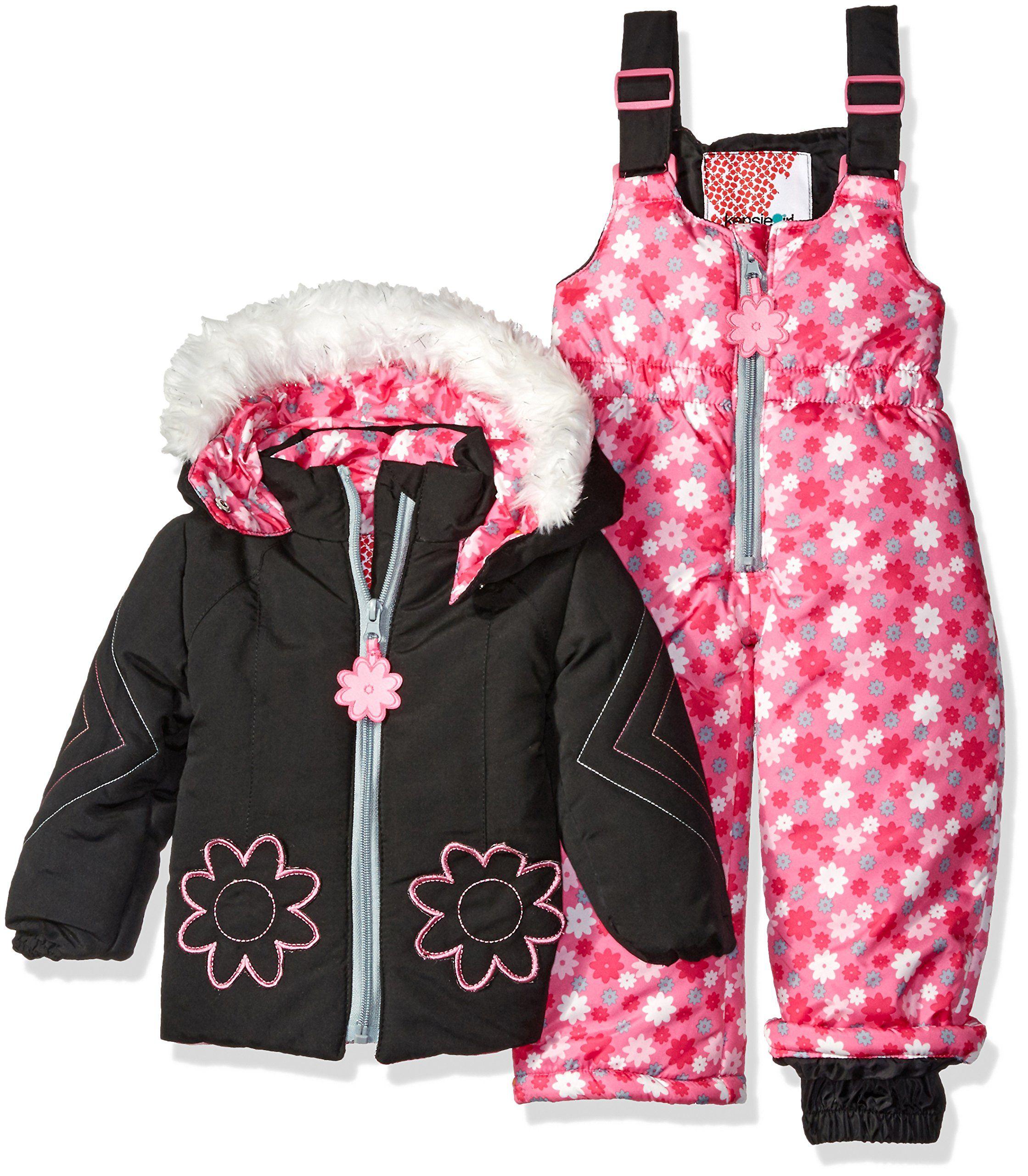 316afe2e0 Kensie Baby Girls  2 Piece Snowsuit