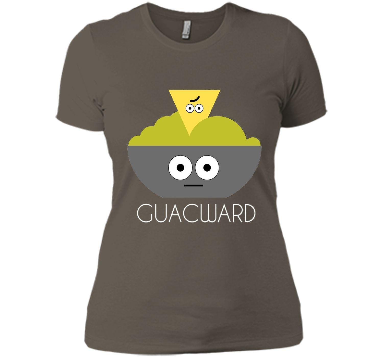 Sly Fox Co. Guacward T-Shirt - Avocado and Guacamole