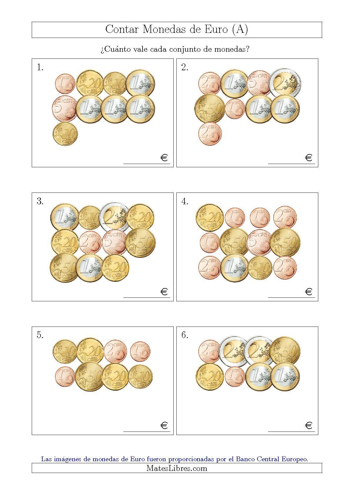 Actualizado El 5 9 Contar Colecciones Grandes De Monedas De Euro A Mateslibres