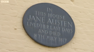 Site for all things Jane Austen