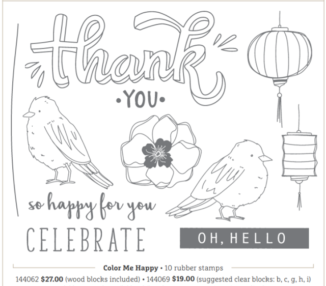 It's almost time to Color!! Stampin' Blends Kick Off
