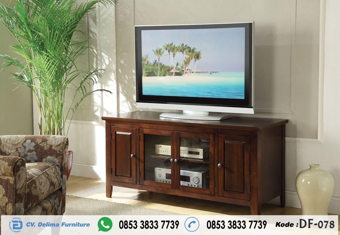 Bufet Tv Minimalis Terbaru Cabinet Stand Antiq Kayu Jati Modern Ukiran Kayu