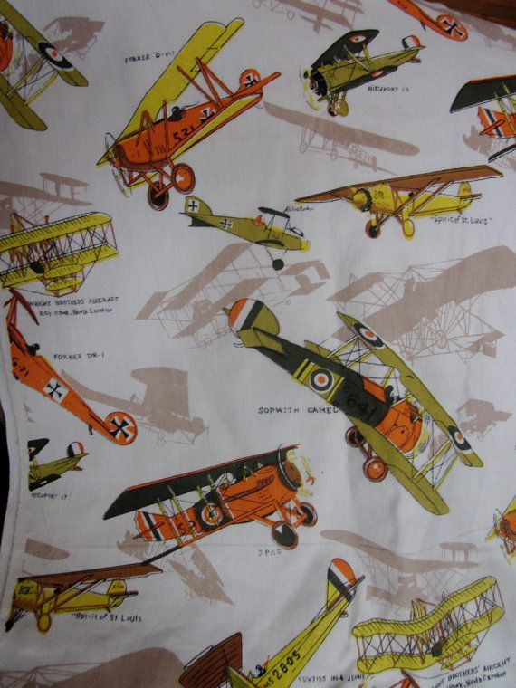 Vintage Airplane Military Themed Spirit of St. by ...