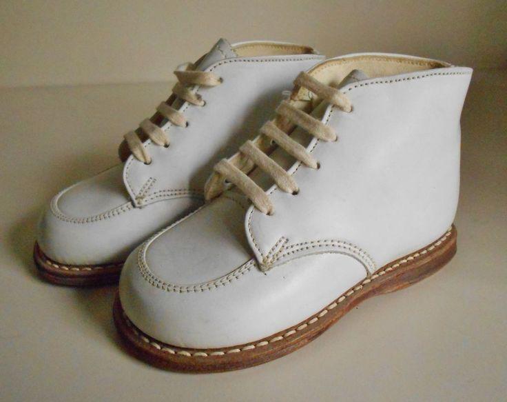 vintage walking baby shoes