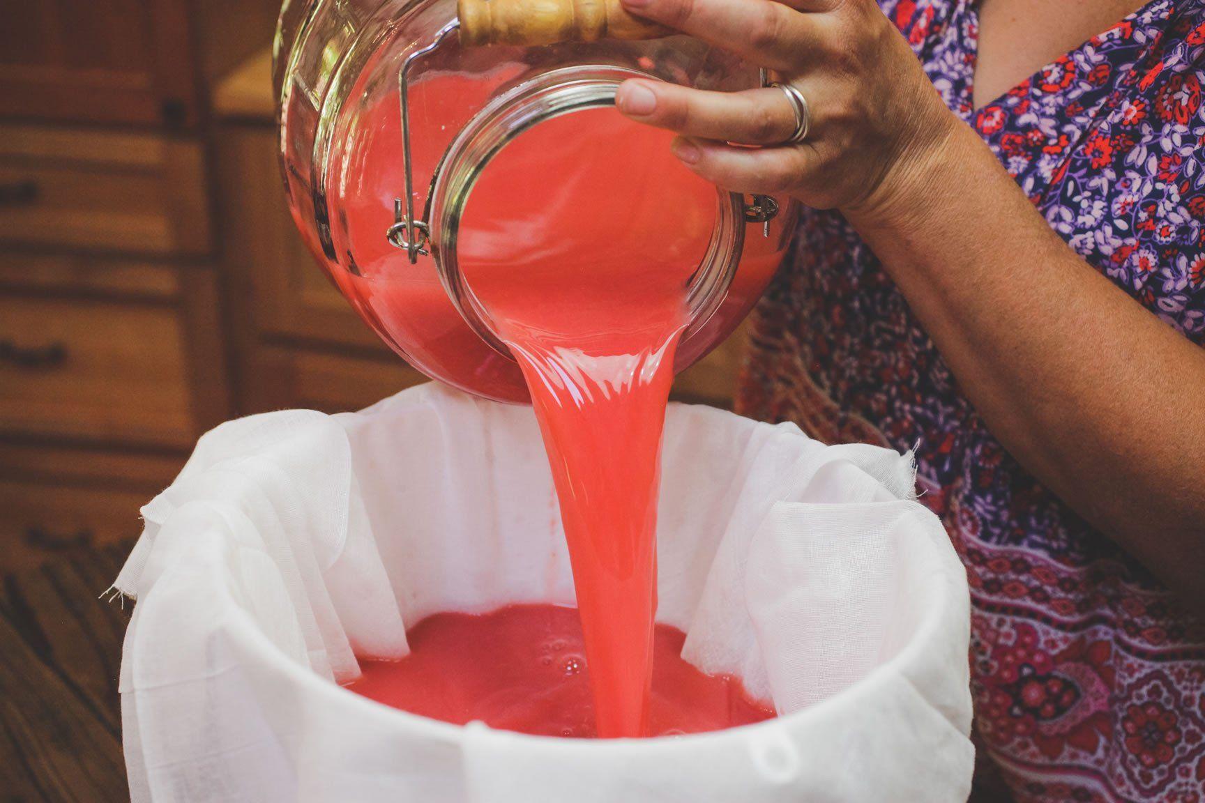 Summer Plum Wine Plum Wine Homemade Wine Making Sour Beer Recipe