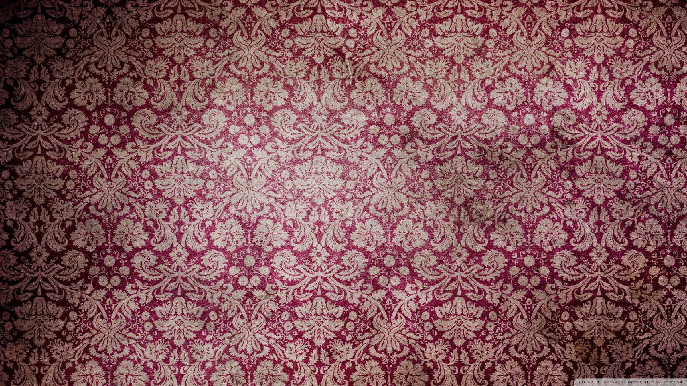 This Style Of Wallpaper In Red Was Very Popular In The Late Victorian Period Retro Wallpaper Victorian Wallpaper Wallpapers Vintage