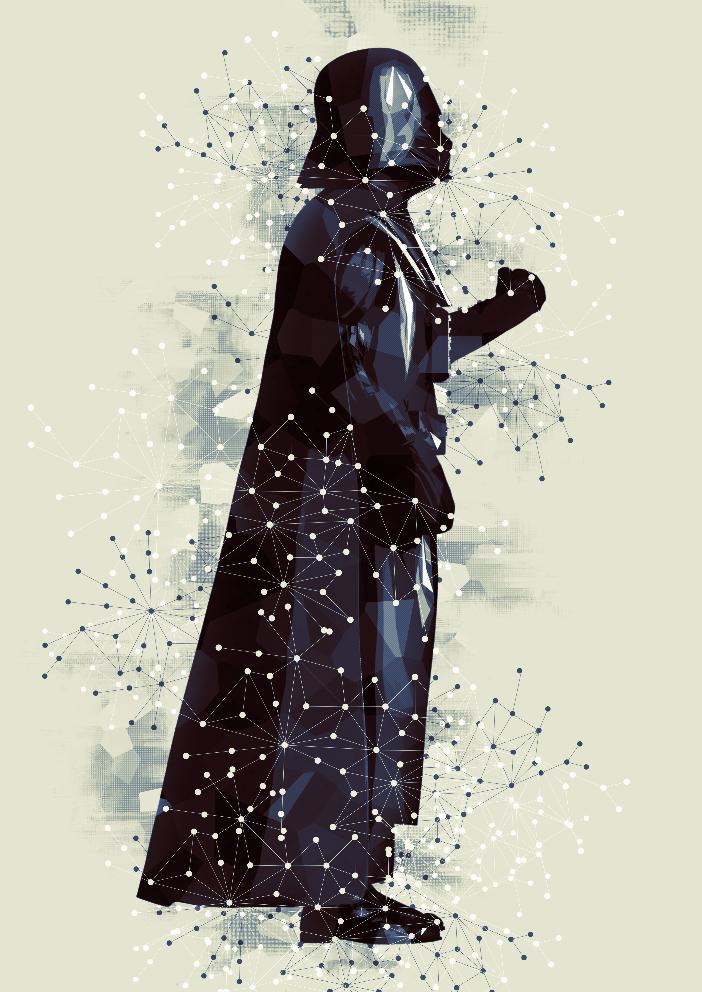 Stormtrooper Darth Vader Star Wars Art Print Star Wars Wallpaper Star Wars Art Star Wars Art Print