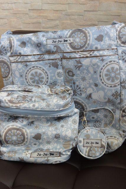 Pixie Dust Ju Ju Be Diaper Bags Prints Diaper Bag