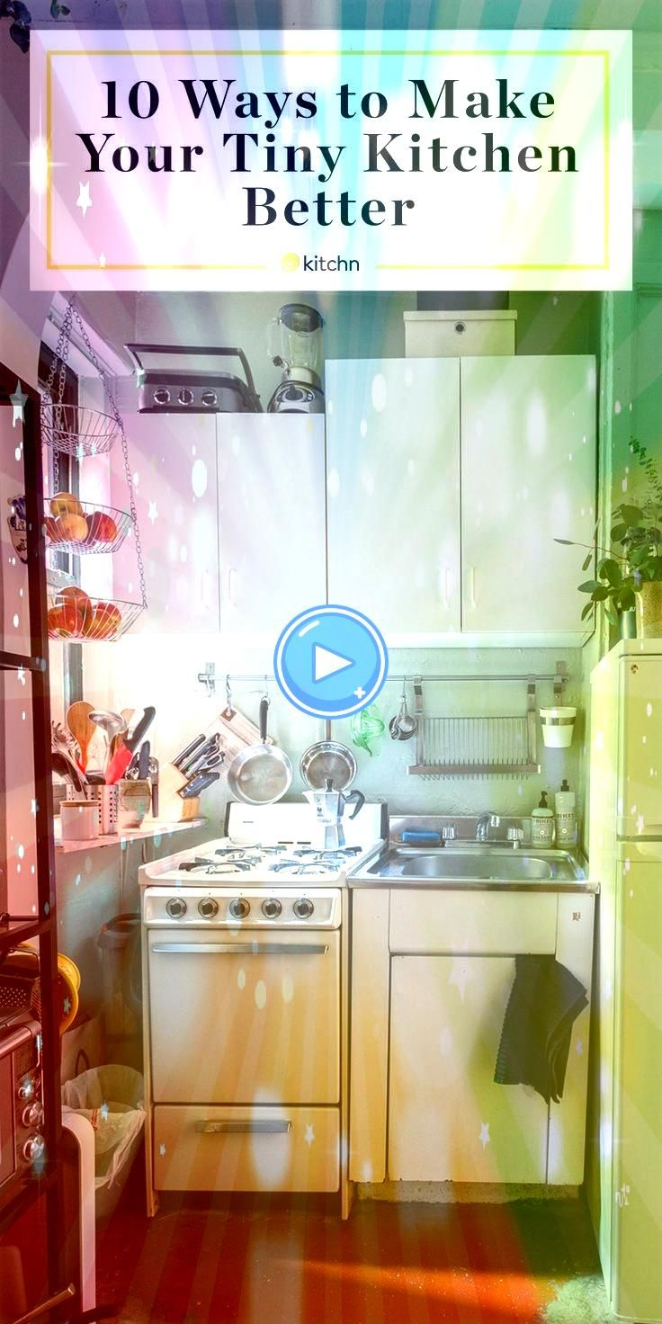 Brilliant Ways to Make Your Tiny Kitchen Look and Feel Much Bigger 10 Brilliant Ways to Make Your Tiny Kitchen Look and Feel Much Bigger 10 Brilliant Ways to Make Your Ti...