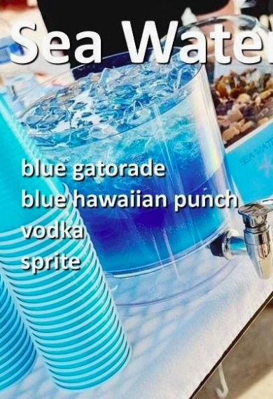 15 Creative Pool Party Drinks For Adults - Society19