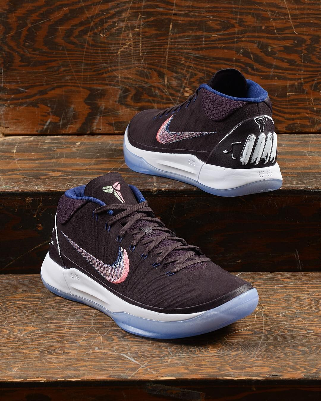 check out 3c570 18c82 Vino The Port Wine Nike Kobe A.D.