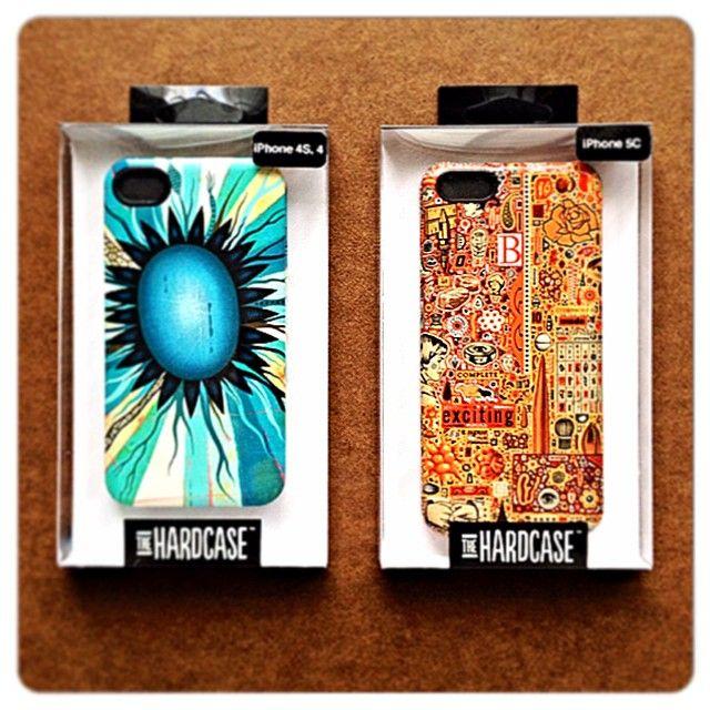 """Nuvango hardcases. #nuvango #phone #hardcase #art #artwork #tech #technology #collage #color #colorful"" via http://instagram.com/p/vWgta2JHxJ/"