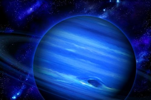Neptune Planet - Pics about space