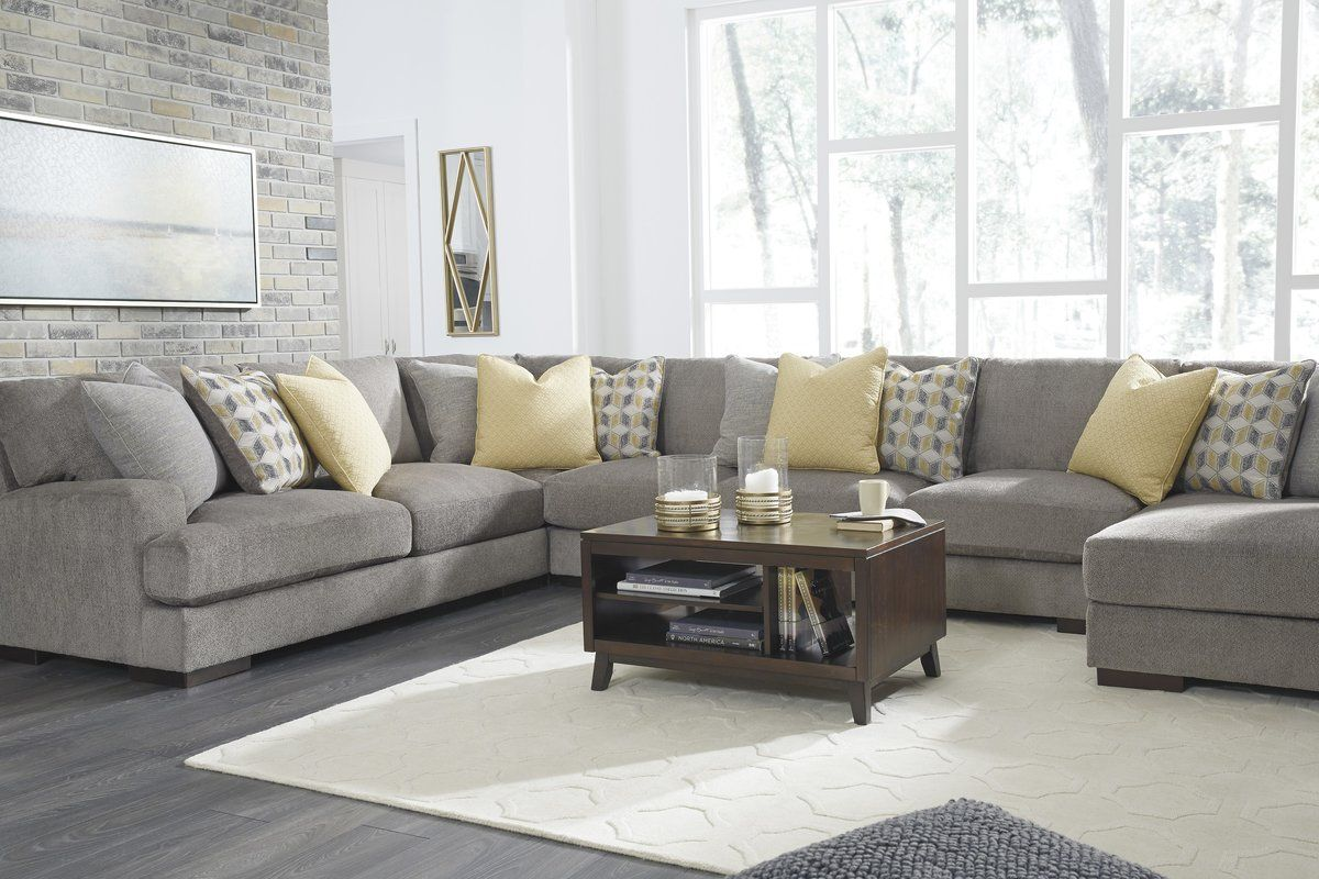 Cabravale Sectional Quality Living Room Furniture Living Room Furniture Layout Couches Living Room