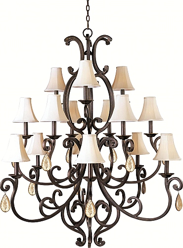 Maxim Lighting Lights   Maxim Lighting Chandelier Fixture Model  MX 31007CU/CRY095 Maxim 31007CU