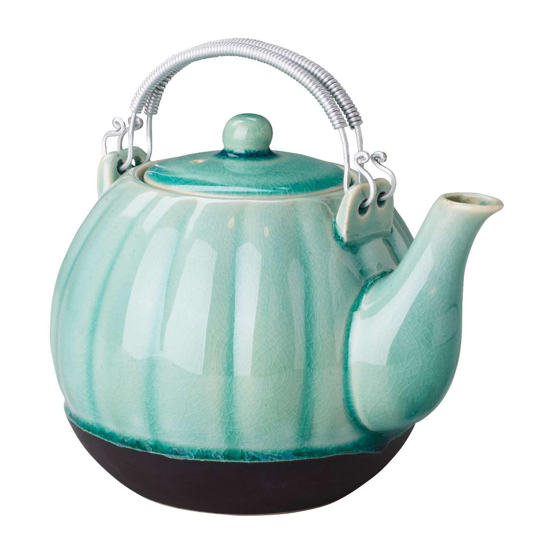 Sea Tones Teapot, $49.00 From Vietnam #tenthousandvillages ...