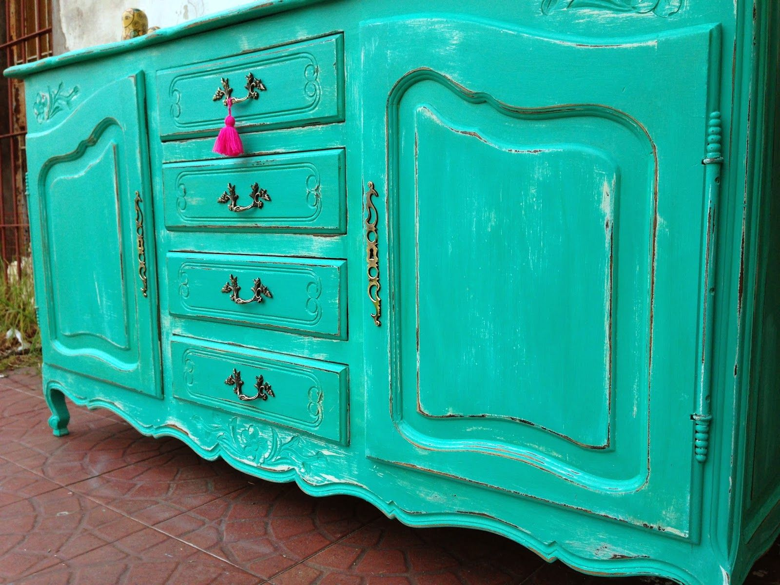 Mejores 29 Im Genes De Muebles En Pinterest Muebles Viejos  # Muebles Gastados