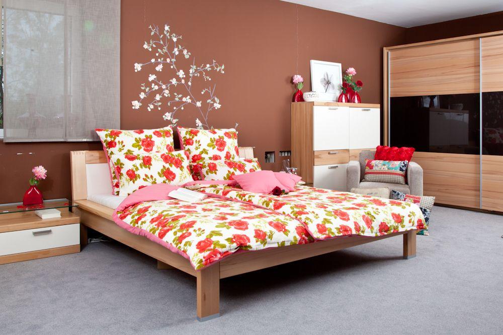 Design Idee: Romantisches Schlafzimmer #HSE24 #Wohnen #Dekoration