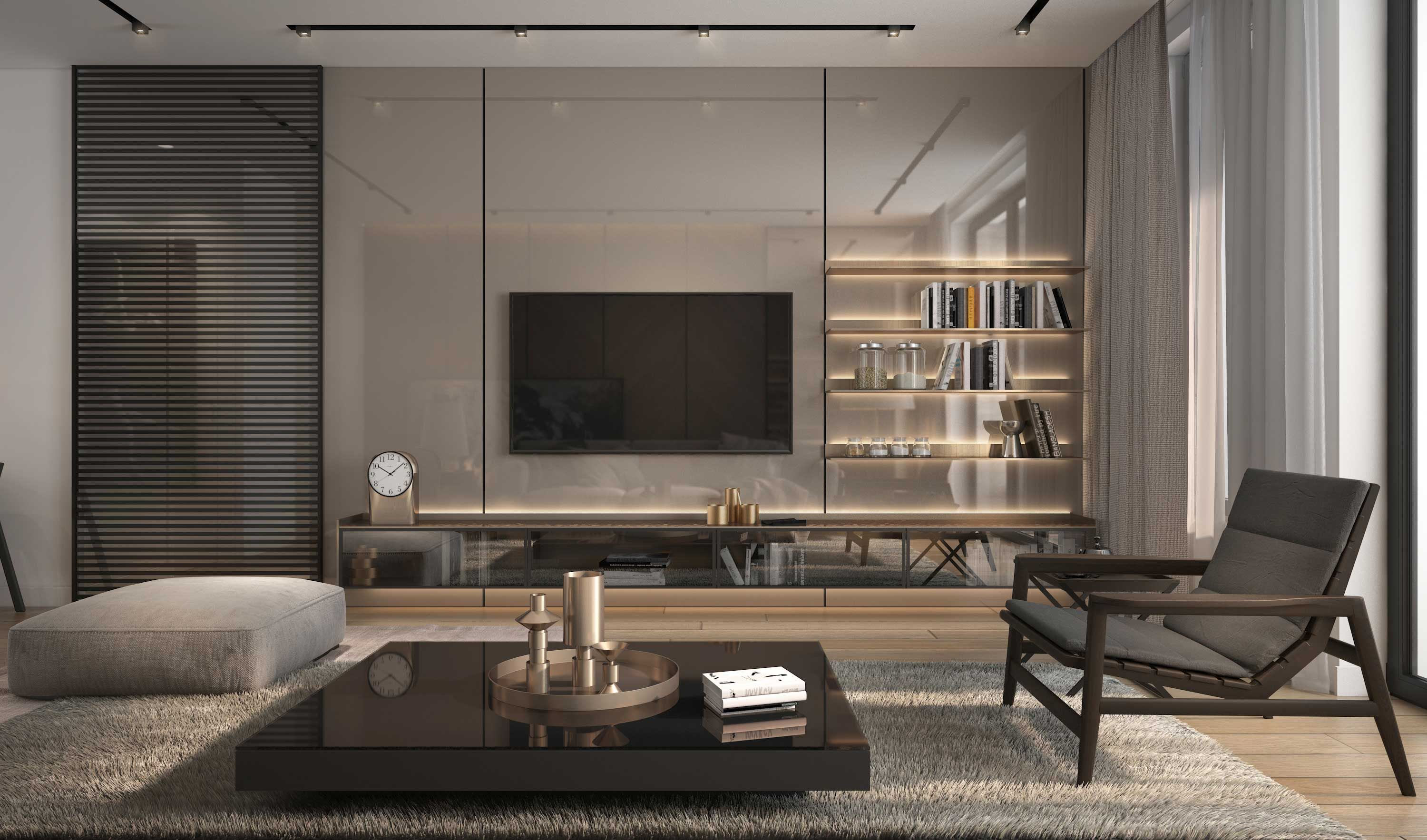 10 Amazing Picture Of Contemporary Living Room