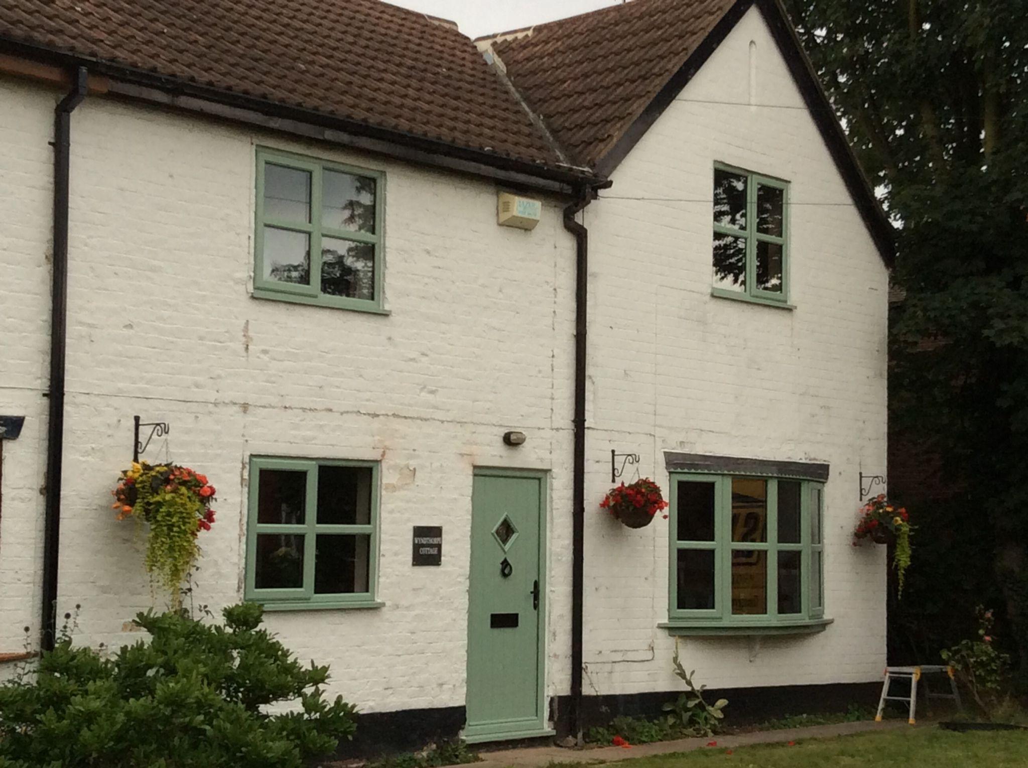 Chartwell Green Cottage Bar Windows Exterior Pinterest Bar Exterior An