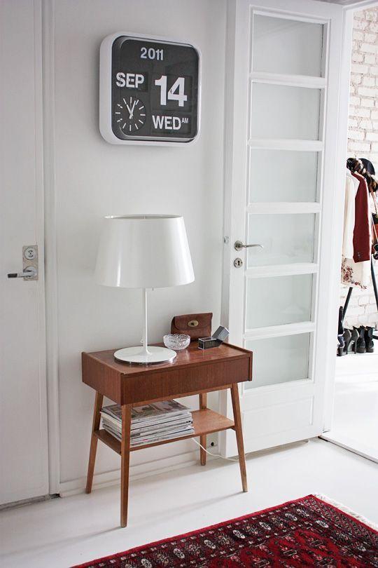 Decorar Recibidor Home Pinterest Recibidor Madera Y Blanco - Decorar-recibidor