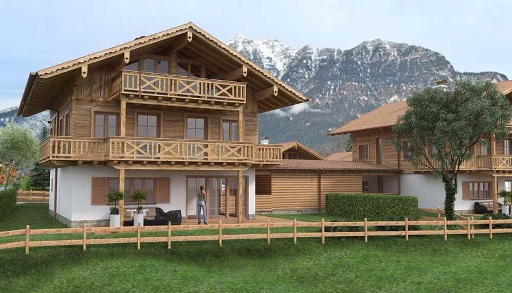 landhaus karwendelstrasse neubau von einfamilienh usern. Black Bedroom Furniture Sets. Home Design Ideas