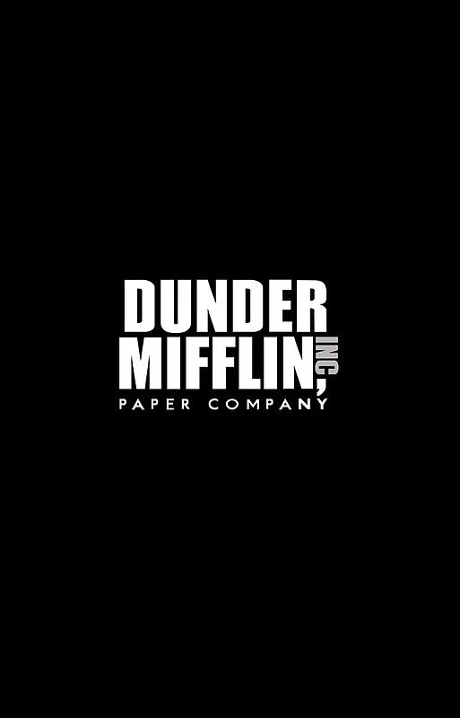 Dunder Mifflin the Office Paper companies, Dunder