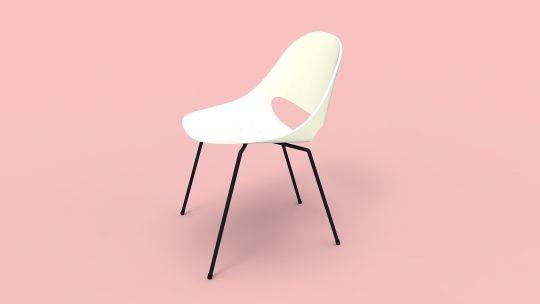 The eternal BULO « 58 » chair