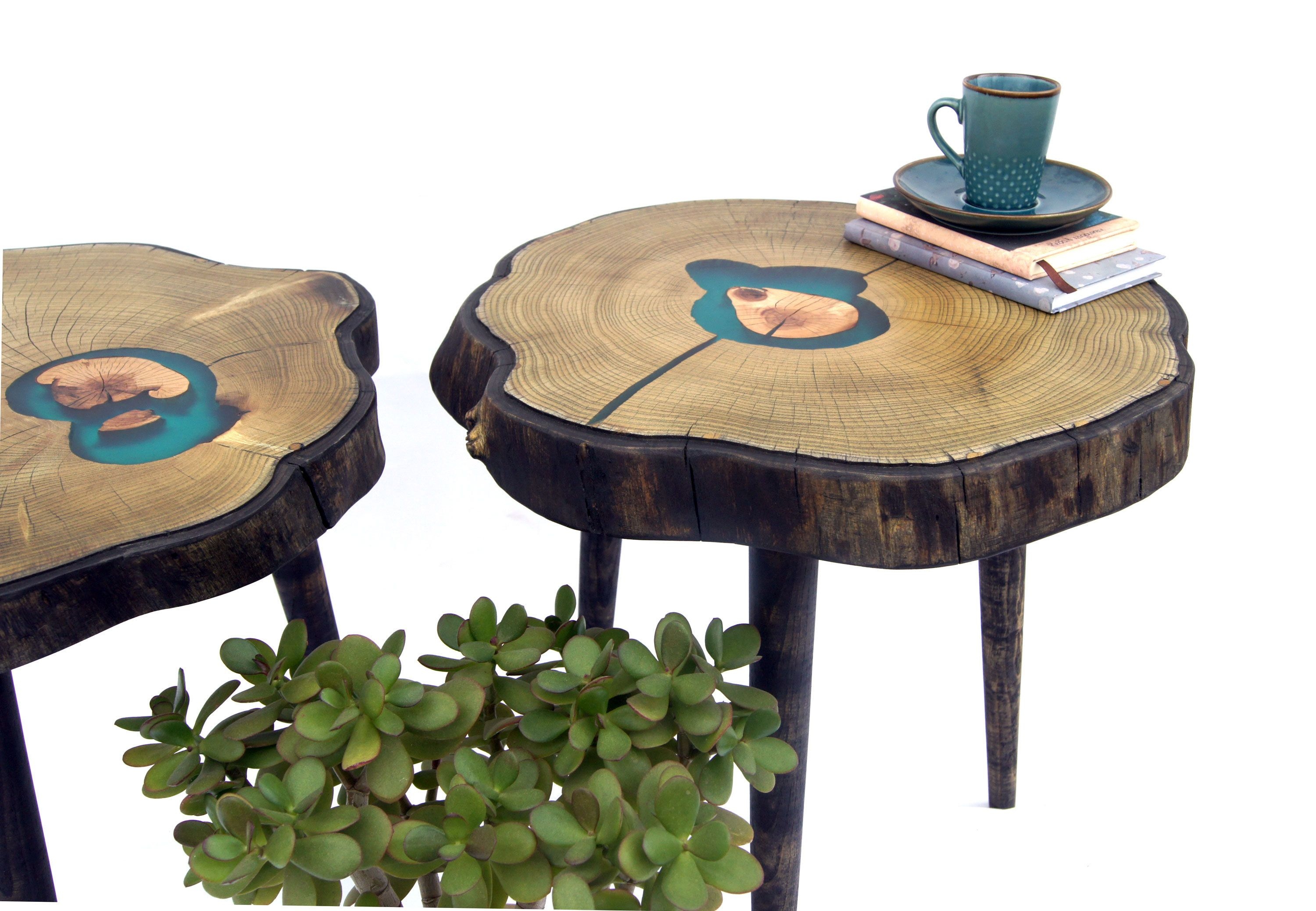 Pin By Laurie Gustafson On My Etsy Coffee Table Wood Wood Slab Resin Table [ 2077 x 3000 Pixel ]