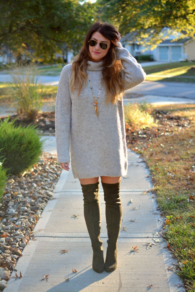 7 Best Olive green boots outfit ideas