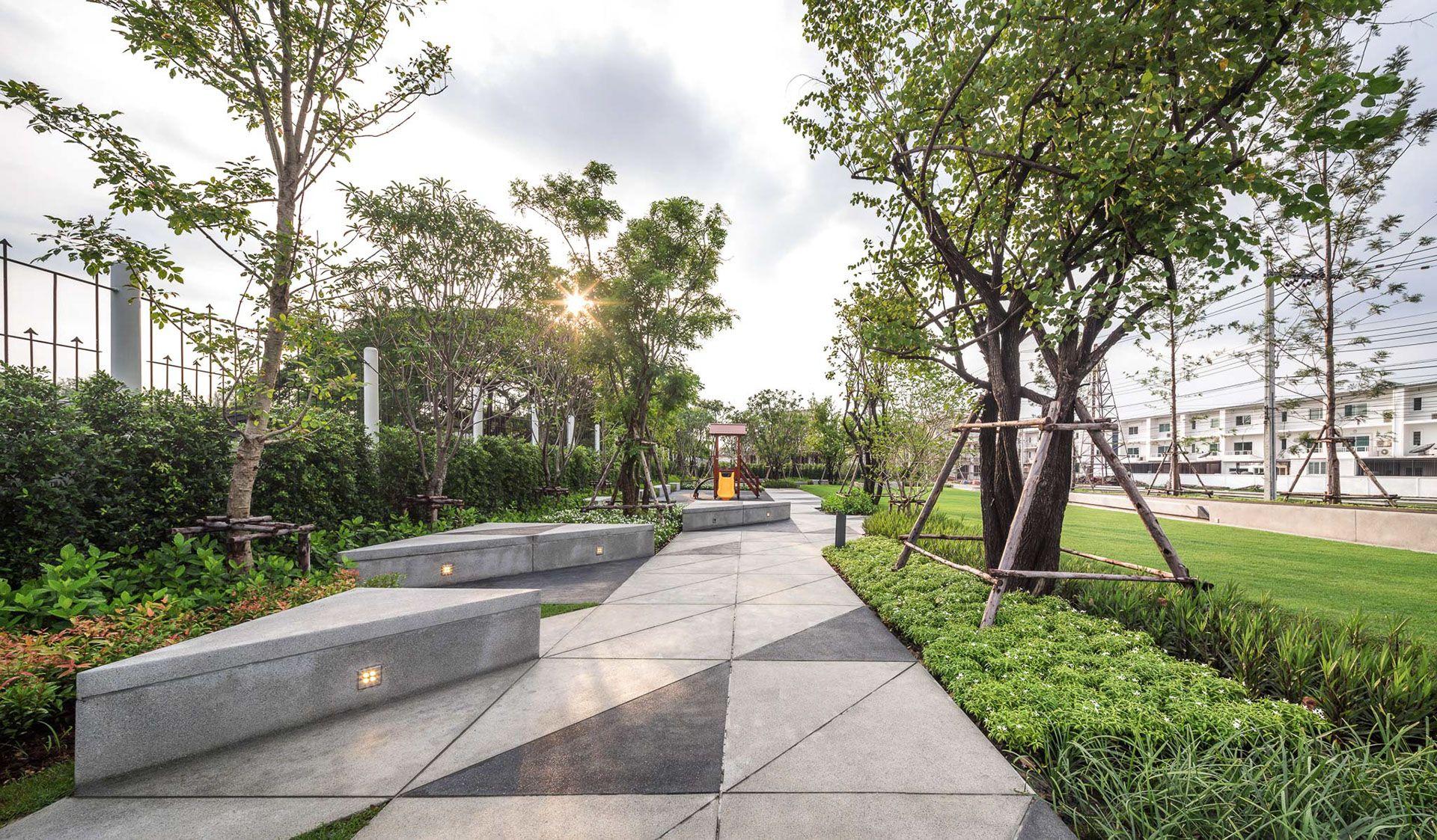 Modus Vibhavadi Landscape Kernel Design On Behance Landscape Landscape Architecture Design Landscape Design