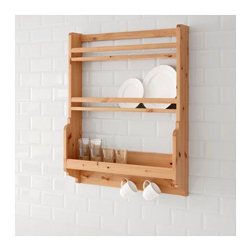 GAMLEBY Estante de pared - IKEA - PARA CACTUS!!!!! | Home sweet ...