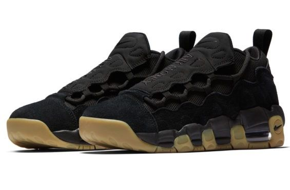 Look For The Nike Air More Money GS Black Gum Soon The Nike Air More Money