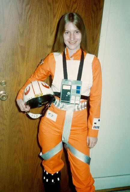 1977 homemade Star Wars costume - Imgur  sc 1 st  Pinterest : star wars costumes homemade  - Germanpascual.Com