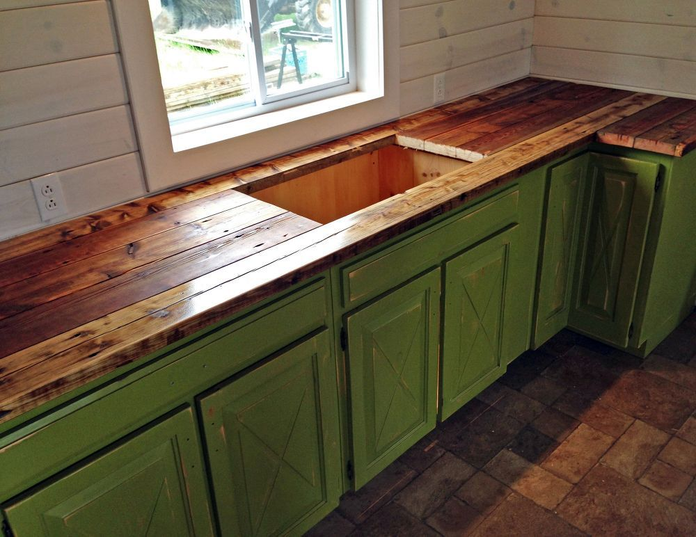 The DIY Kitchen Makeover You Need To See Rustic