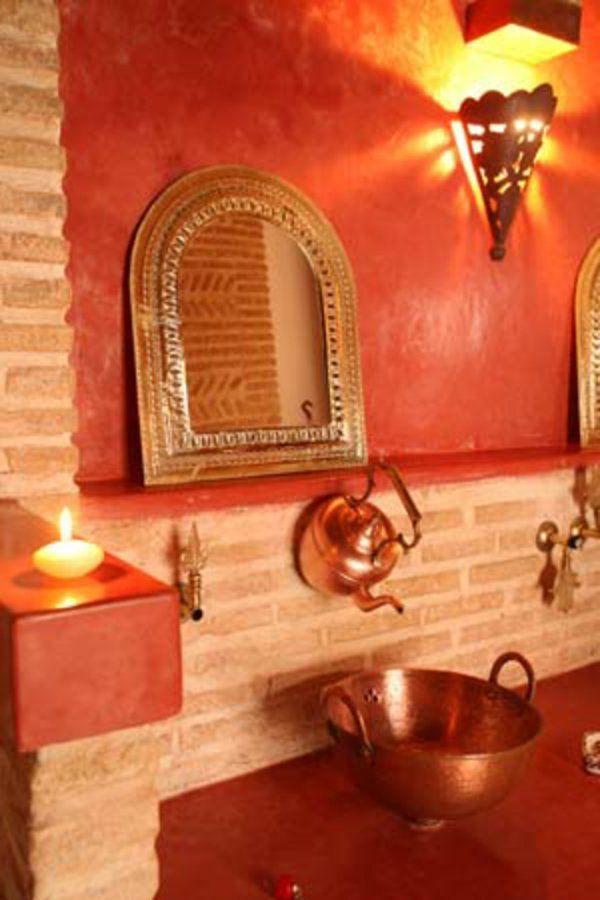 La décoration marocaine chez vous | Salle de bains, Salle et ...